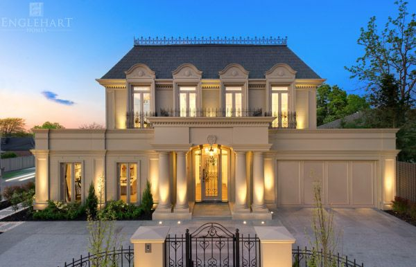 Englehart homes la provence visit www for Luxury homes victoria
