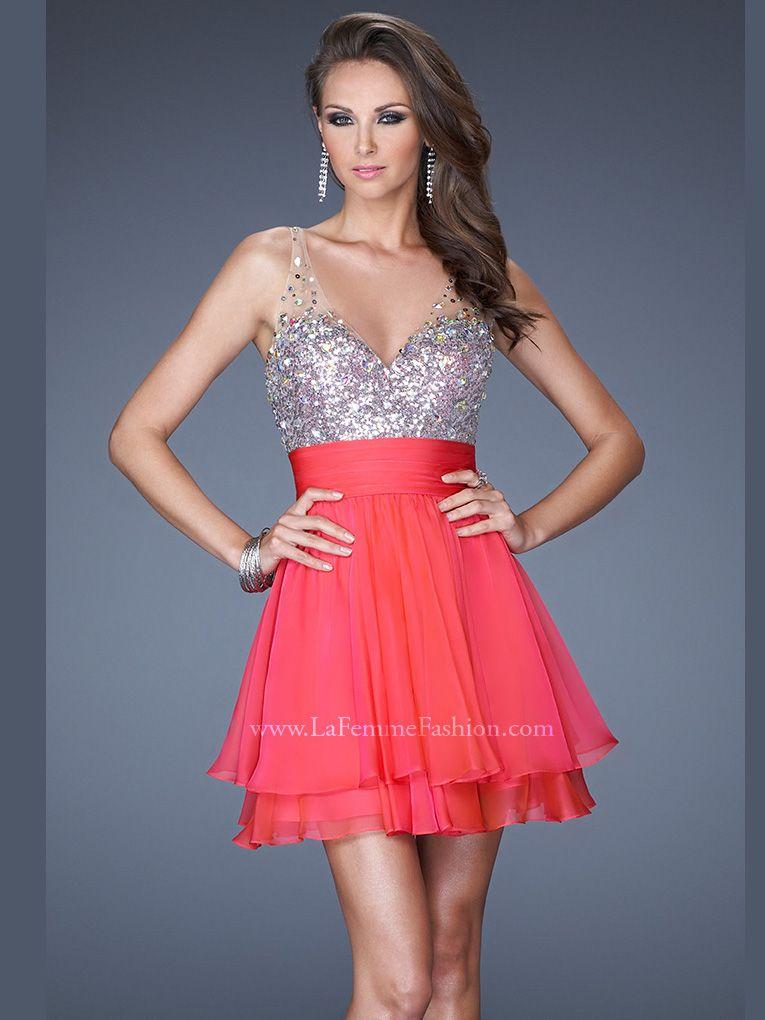 Mini Stone La Femme Dresses