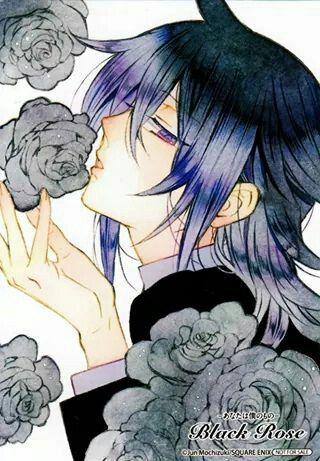 Pandora Hearts Leo