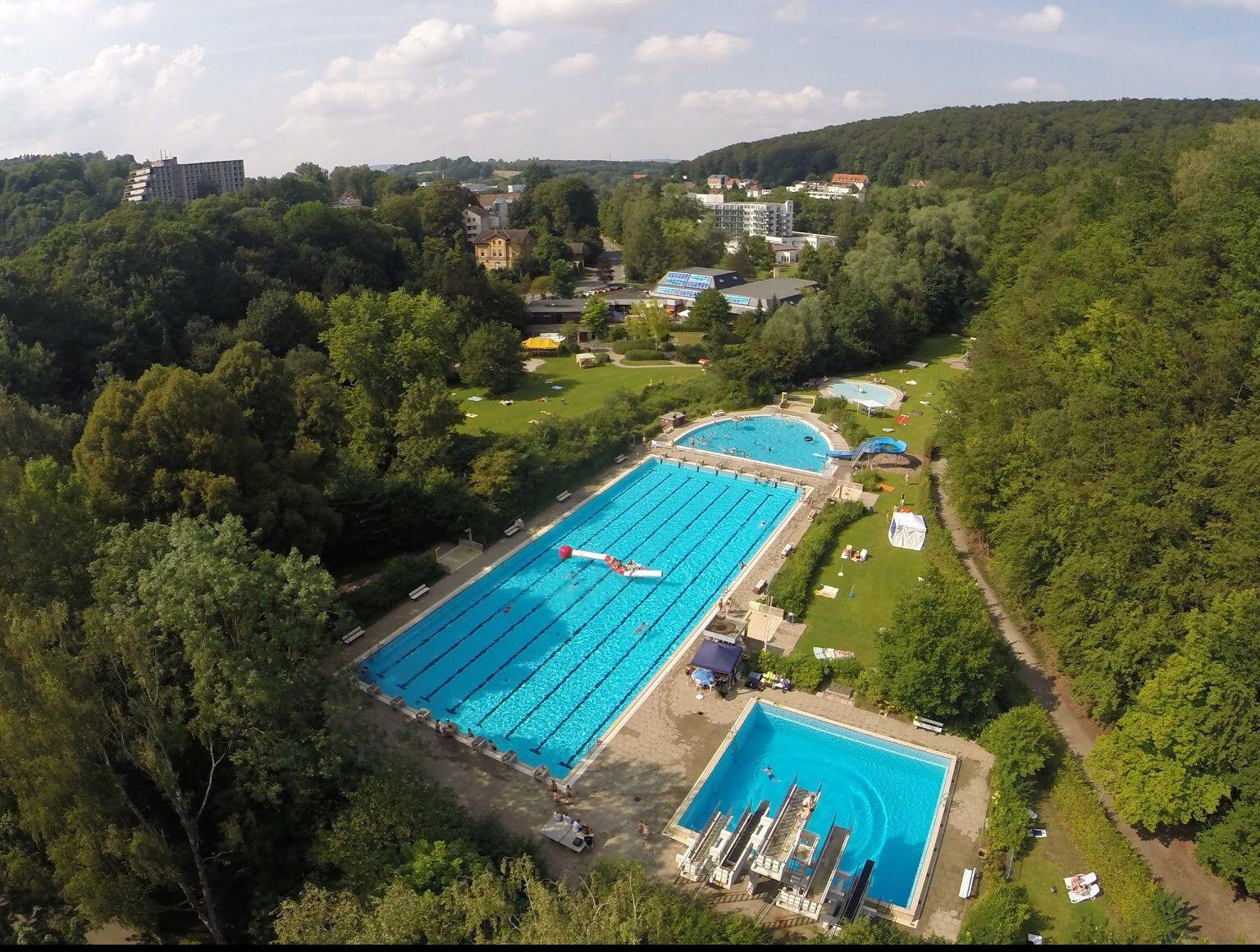 Schwimmbad bad gandersheim