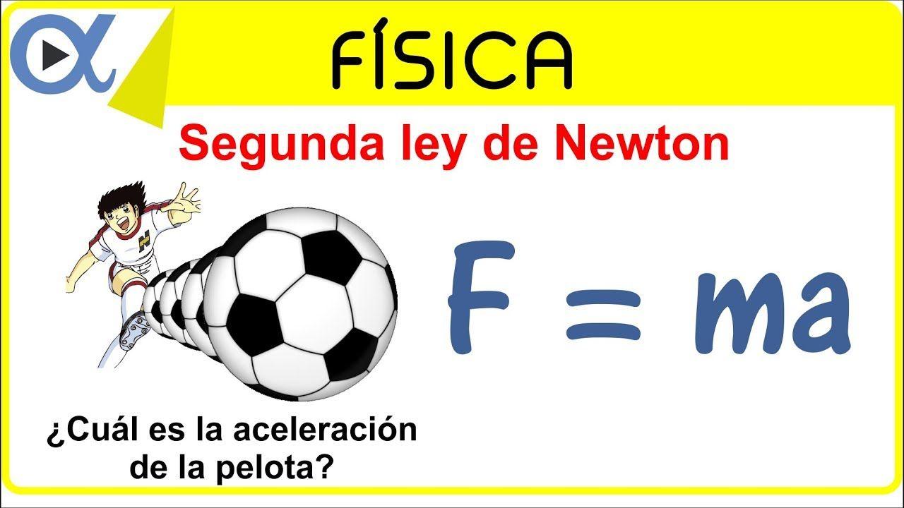 Experimentos Para La Segunda Ley De Newton Leyes De Newton Proyectos De Física Aula De Química