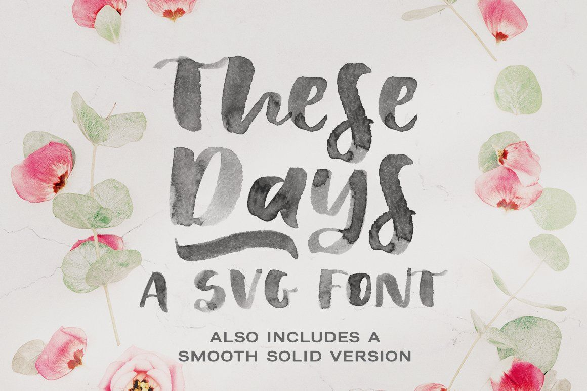 Download 85 OFF! Font Collection Vol. 2 , #AFF, #handwritten#Song# ...