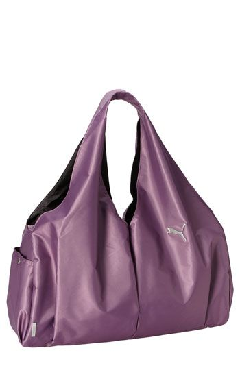 Free shipping and returns on Puma  Fitness Lux  Gym Bag at Nordstrom.com.  Roomy nylon gym bag gets a stylish update with a slouchy shape and four  slip ... 9ccbc343a2a49