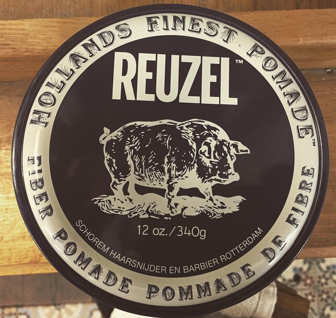 Reuzel Fiber Pomade Grooming Pinterest Hair And Mens Tm