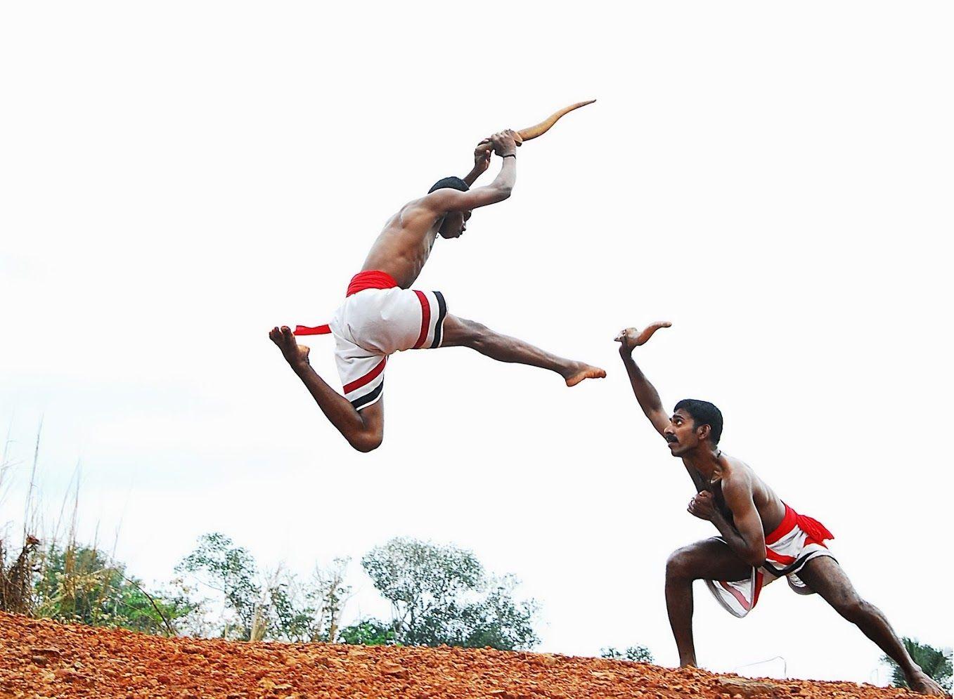 Kalaripayattu one of the most ancient martial art forms