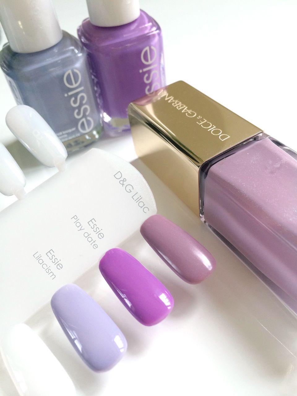 415 lilac dg   Nails   Pinterest
