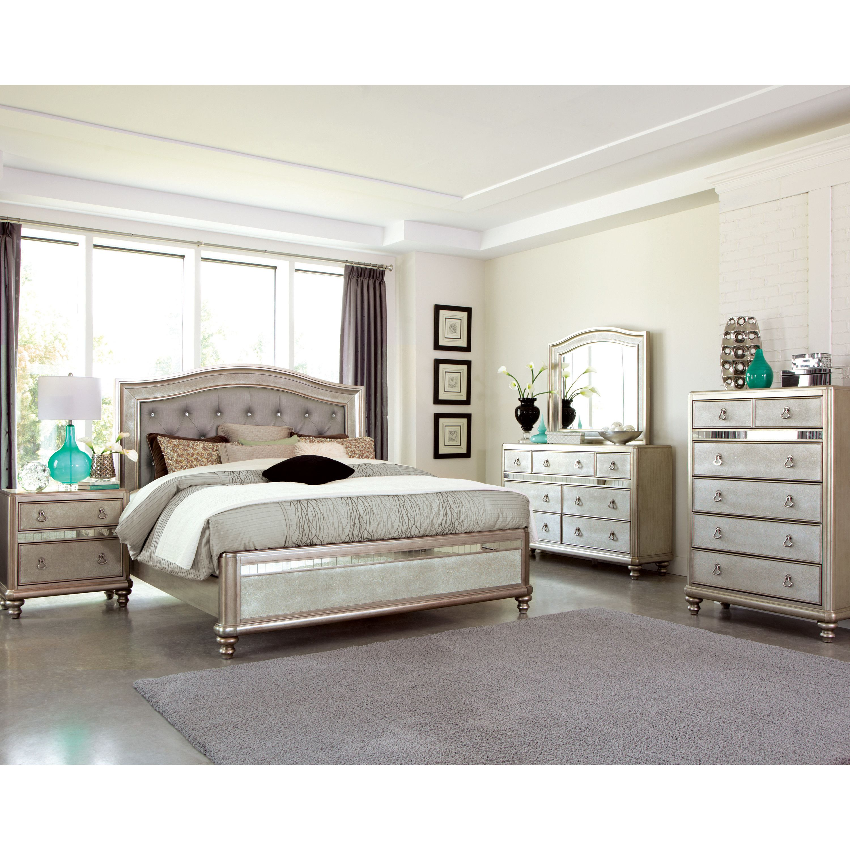 House Of Hampton Dorcey Panel Customizable Bedroom Set U0026 Reviews | Wayfair
