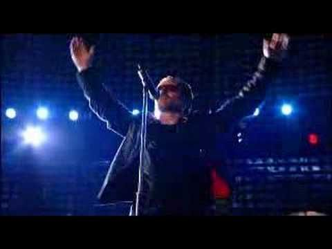 U2 ~ I Still Haven't Found What Im Looking For Live From Milan