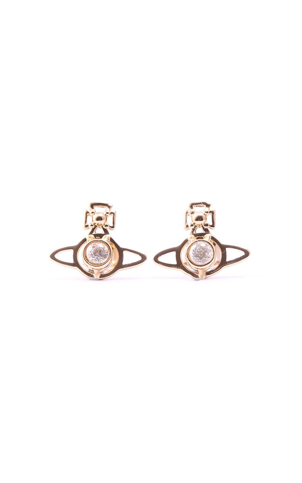 e02631aac Vivienne Westwood Jewellery nora earrings rhodium   Accessory ...
