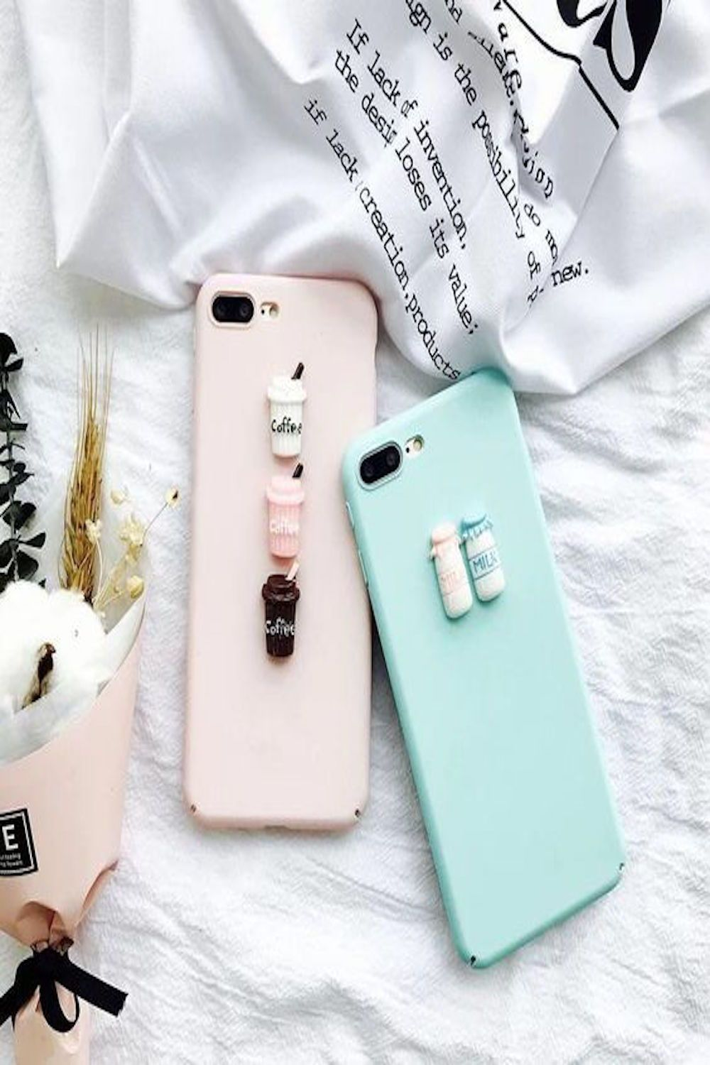 The Kawaii Squishy Iphone Case Acts As Both A Phone Protector And A Stress Reliever Available In Different Characte Phone Case Accessories Iphone Iphone Cases