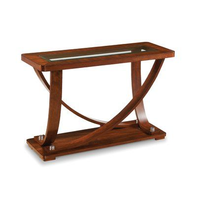 Red Barrel Studio Crestside Console Table Products Table Sofa