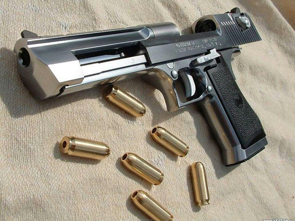 Weaponry Panosundaki Pin