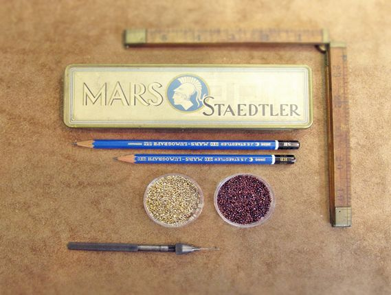Rand Papele's tools