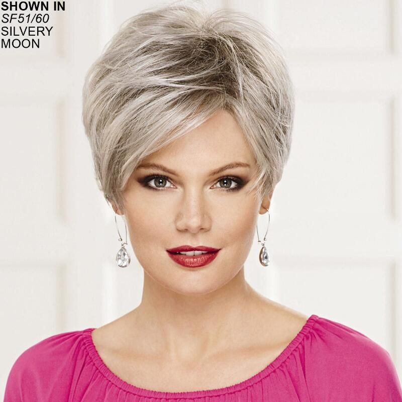 Hayden Lace Front Monofilament Wig By Paula Young Hair Style