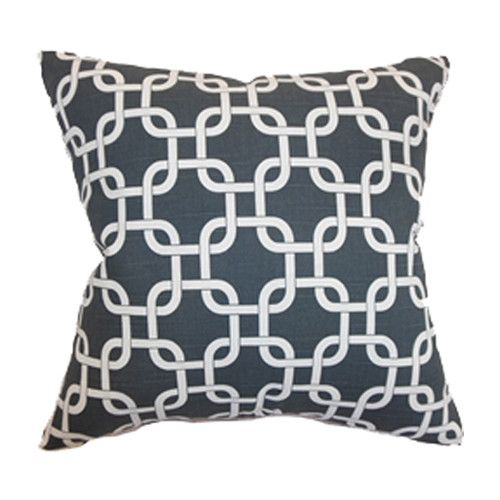 The Pillow Collection Qishn Geometric