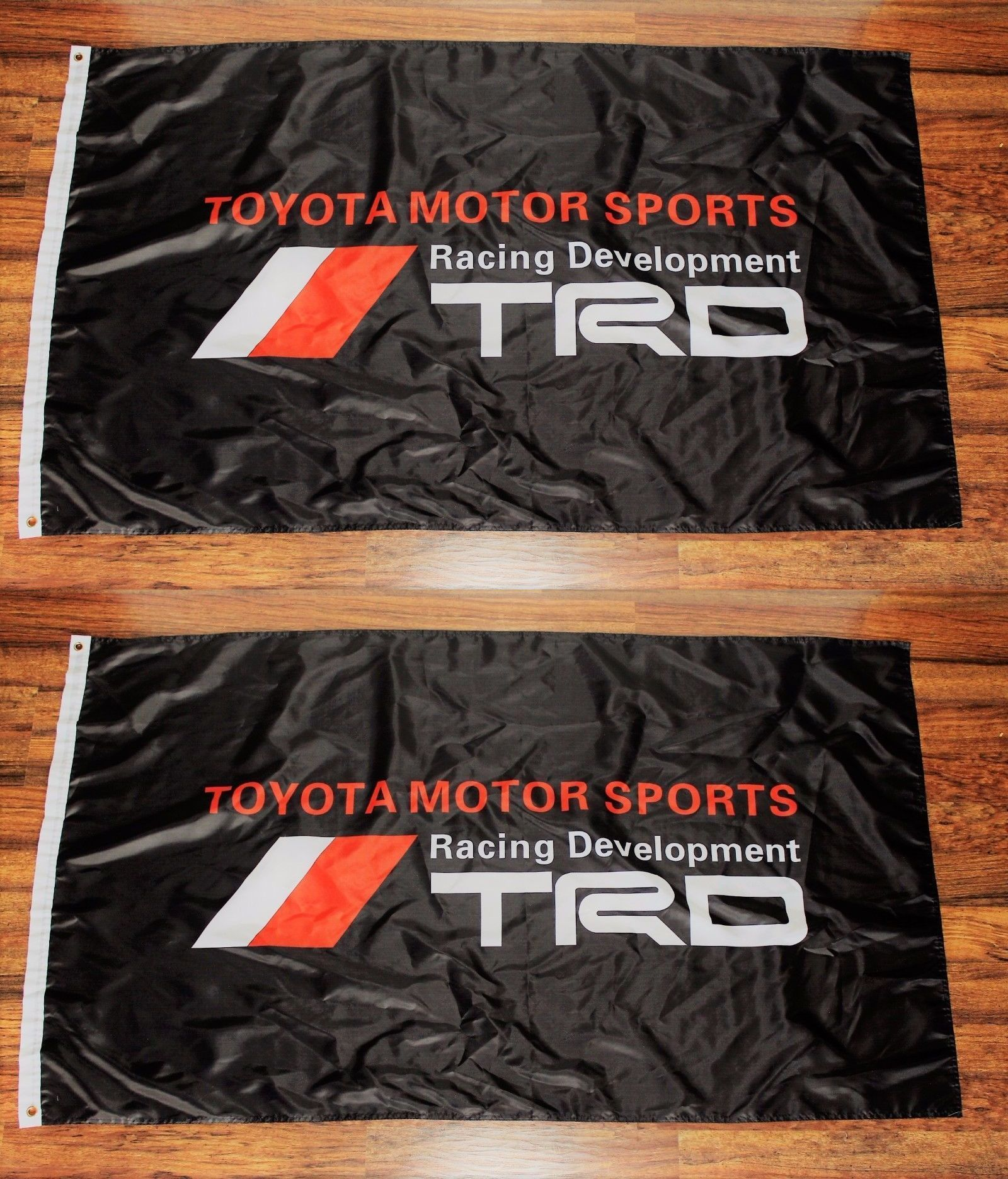 Flags 43533: Toyota Racing Division Banner Flag Trd Motor