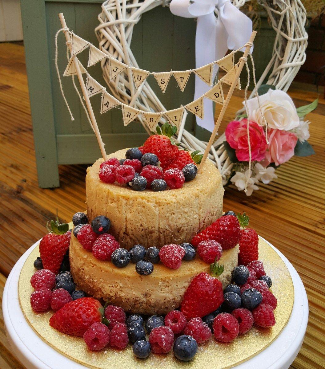 Tiered Wedding Cheesecake Alternative Cake Ideas Www Lefkasweddings