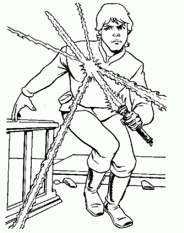 Star Wars Coloring Pages Luke Skywalker Check More At Http Prinzewilson Com Star Wars Colo Star Wars Coloring Sheet Star Wars Colors Christmas Coloring Pages