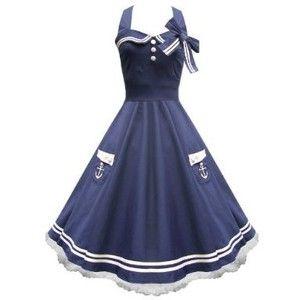1950's style ball dresses