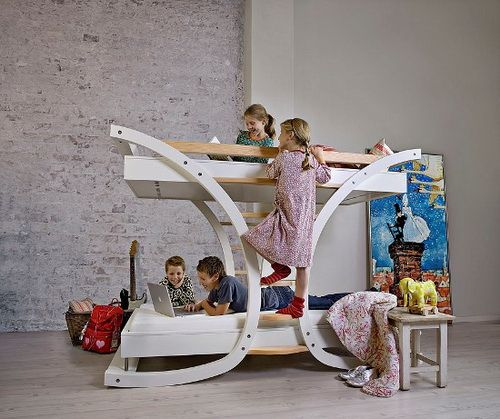 Bunk Bed Unique Kids Beds Kid Beds Cool Bunk Beds
