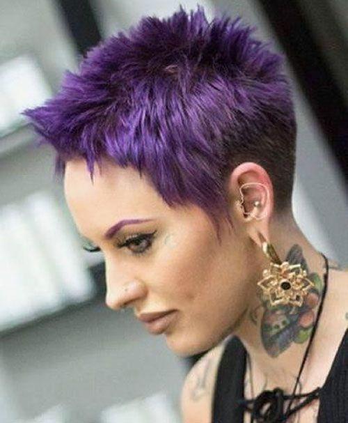 Image Result For Spikey Hair For Over50s Fine Hair Haarschnitt