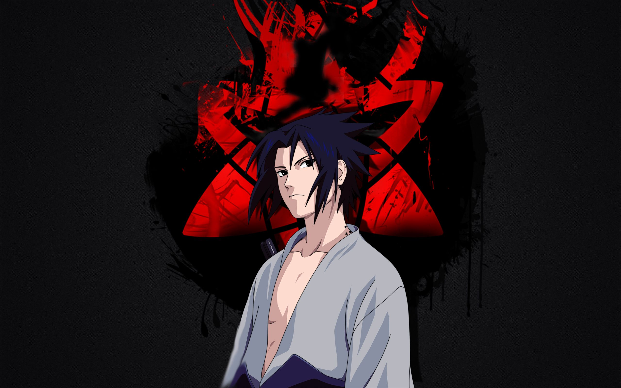 Pin On Sasuke Uchiha