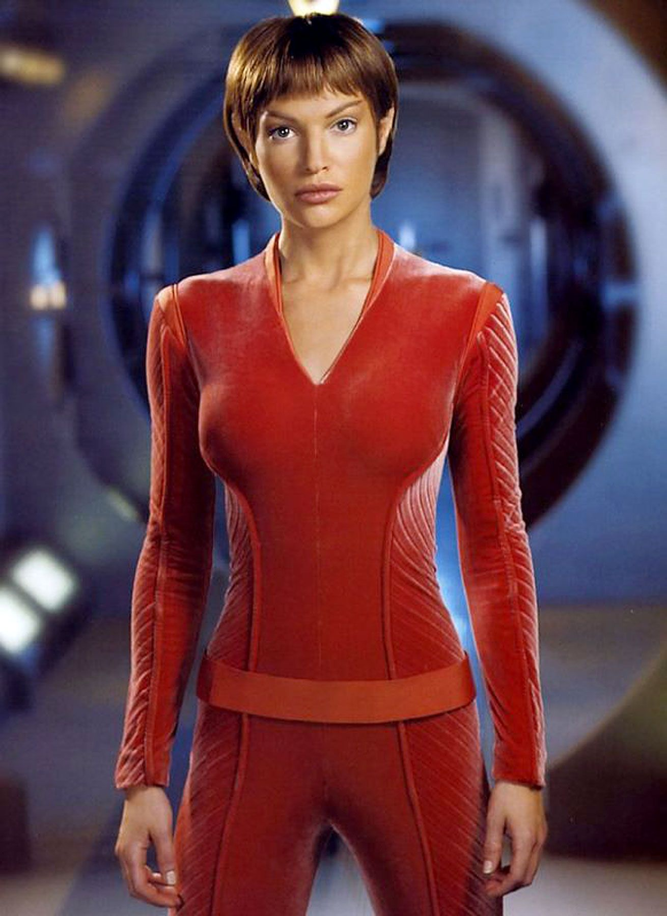 Hottest women of science fiction