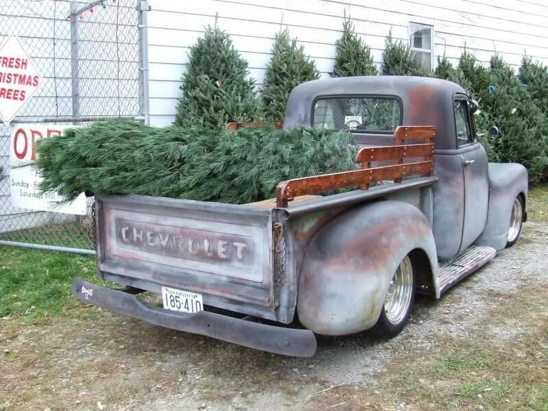 chev chevy chevrolet advanced design pickup truck rat rod ratrod jalopy daily driver stake bed christmas tree vintage pickup trucks classic trucks rat rod vintage pickup trucks
