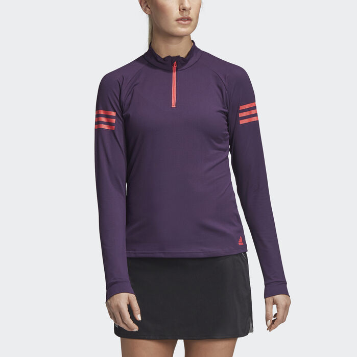 Club Mid Layer Top Legend Purple 2XS,S,M,L,XL Womens