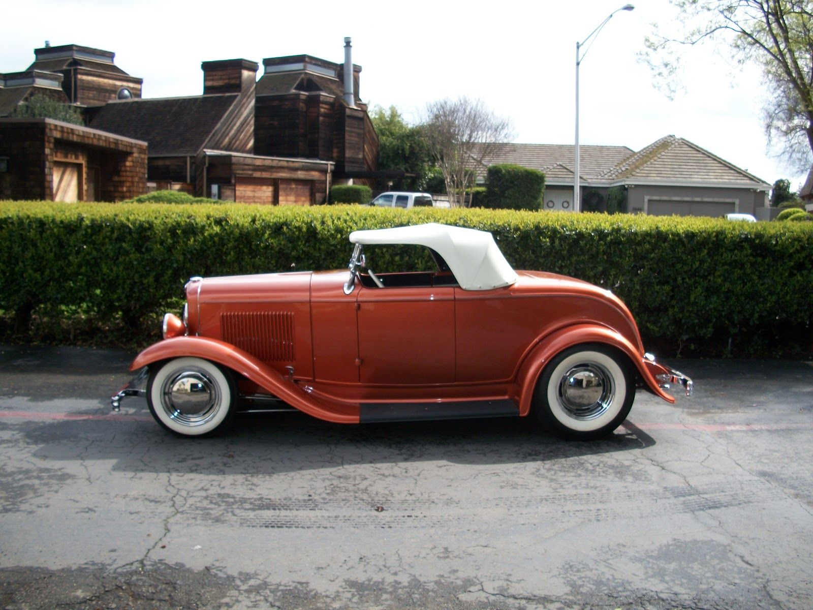 Hot rods 1932 ford roadster
