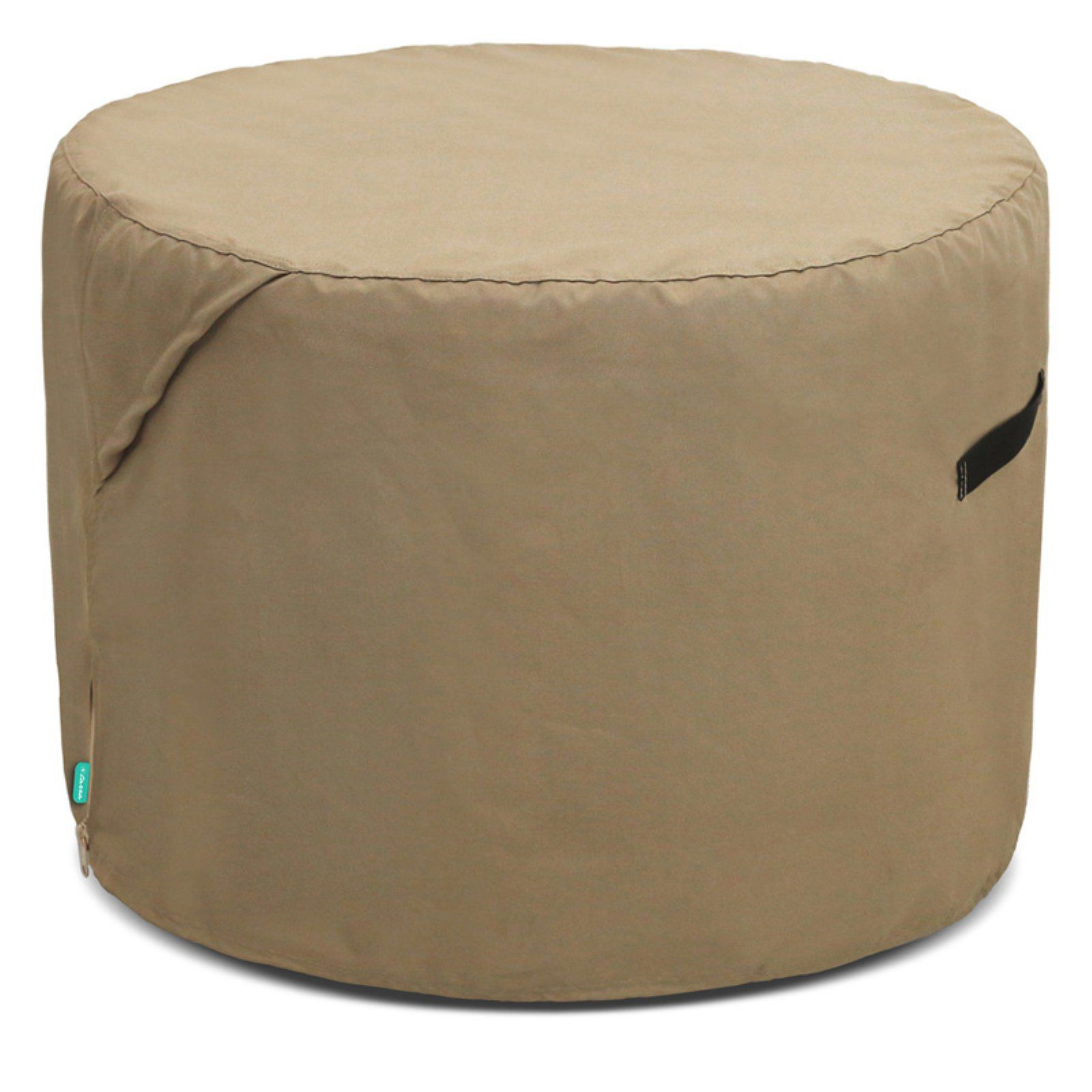 Tarra Home Universal Outdoor Ufctp2618pt Patio Round Table Cover