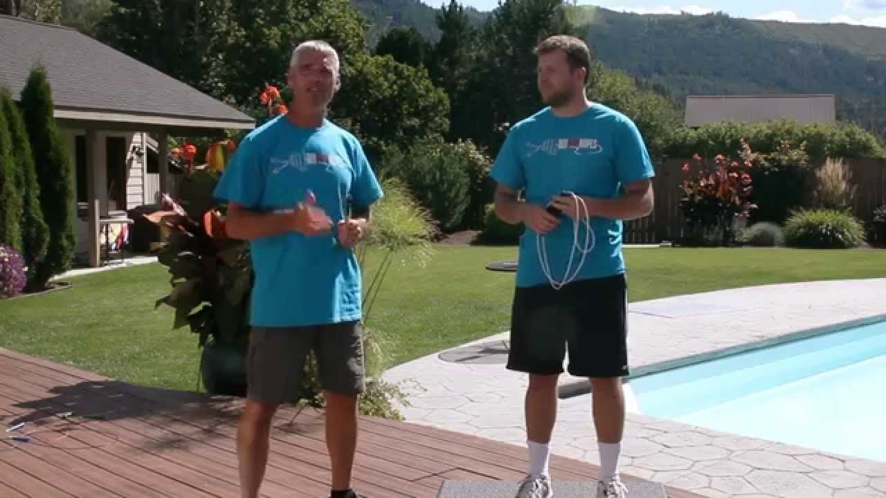 How To Size A Jump Rope Jump Rope Fitness Help Skipping Rope