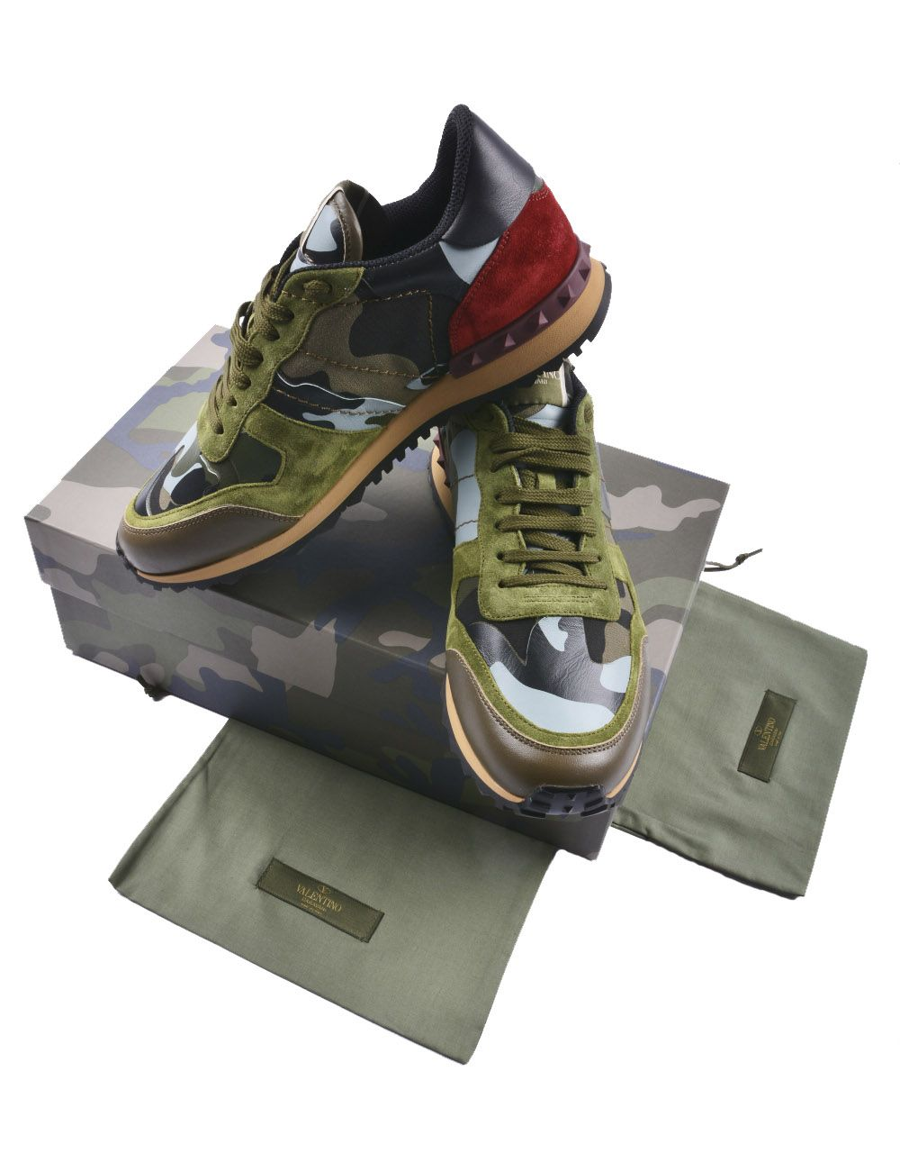53159073d38d Valentino Garavani Rockrunner Camouflage sneaker, need,  every.single.one.of.them