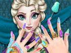 Unghie e Manicure di Elsa Frozen http://www.giochi-delle-winx.com/unghie-e-manicure-di-elsa-frozen.html