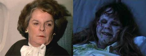 Image result for the exorcist - blair and mccambridge