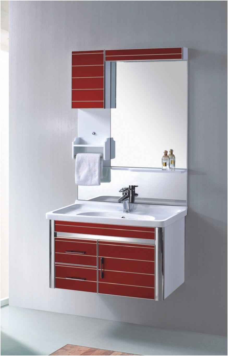 39++ Bathroom wall mounted pvc storage cabinet custom
