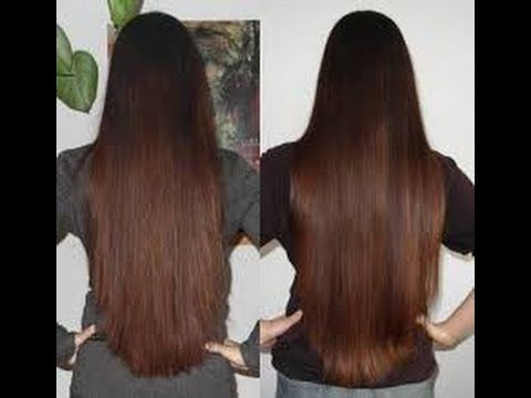 How to get long hair ,soft hair, growth hair and healthy hair / Simple Secret Beauty Tip - YouTube