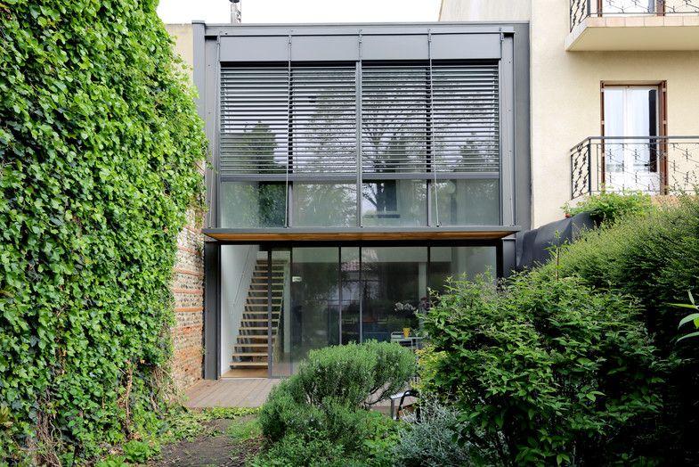 Rénovation maison individuelle (fenêtres   porte du0027entrée   porte