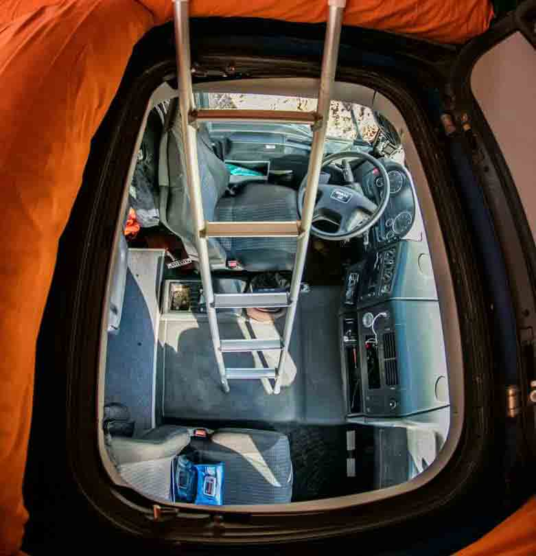 Zocama Custom Made Expedition Monovolume Truck Made In Barcelona In 2020 Expedition Vehicle Expedition Camper Van Life