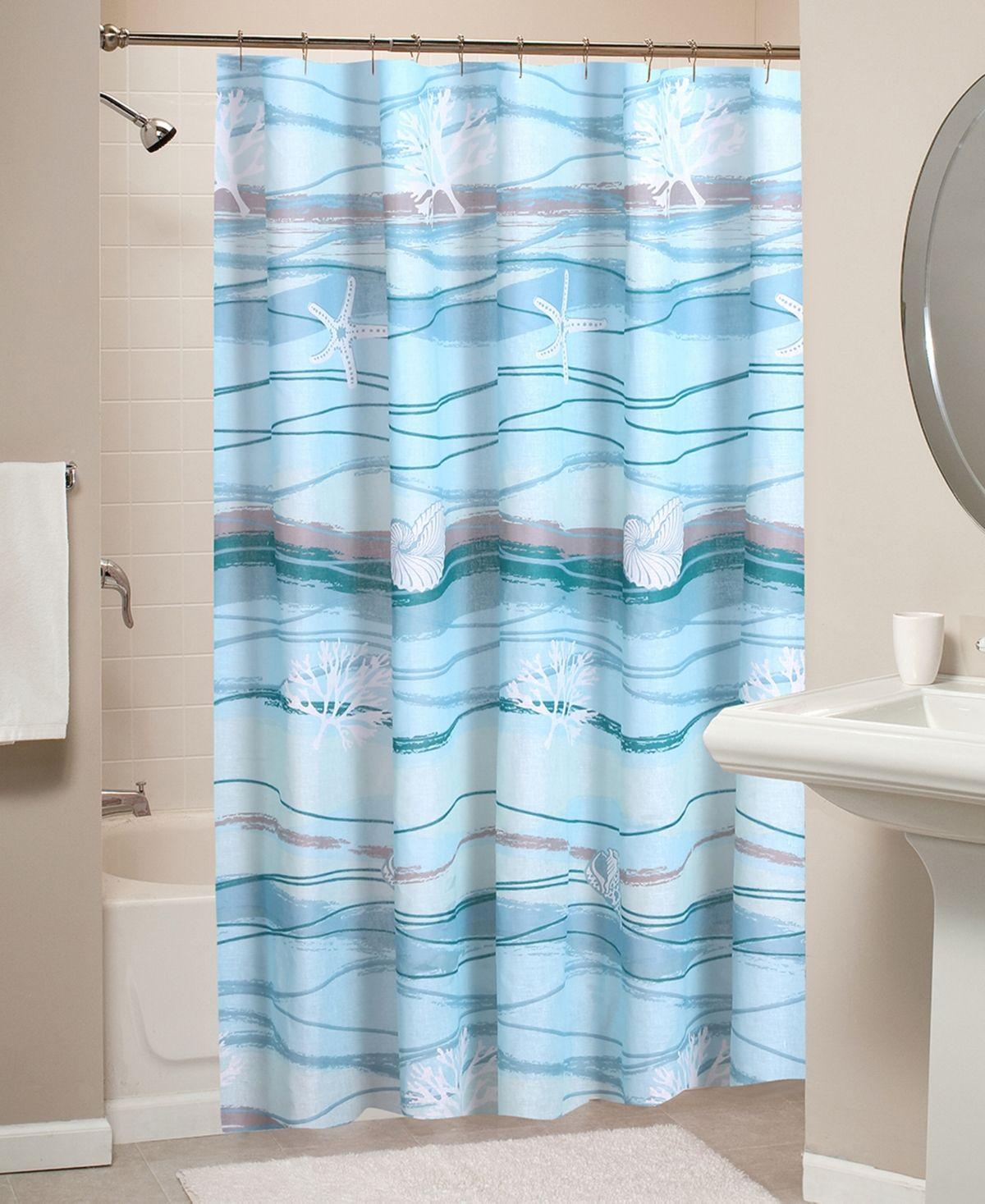Greenland Home Fashions Maui Bath Shower Curtain Reviews