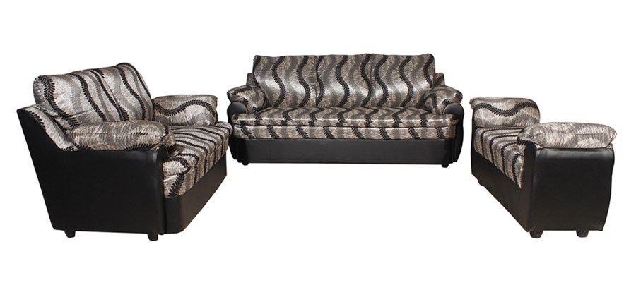 Buy Bantia Bourbon Sofa Free Center Table Worth 6 Online India At Best Price Fabric Sofa Sofa Sofa Set