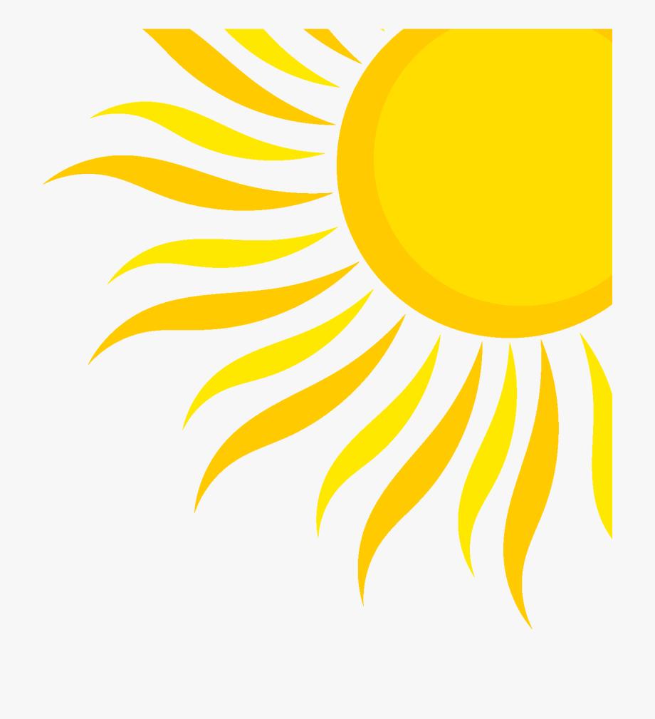 Sunshine Clipart Quarter Summer Sun Sun Painting Sun Clip Art Sun Art