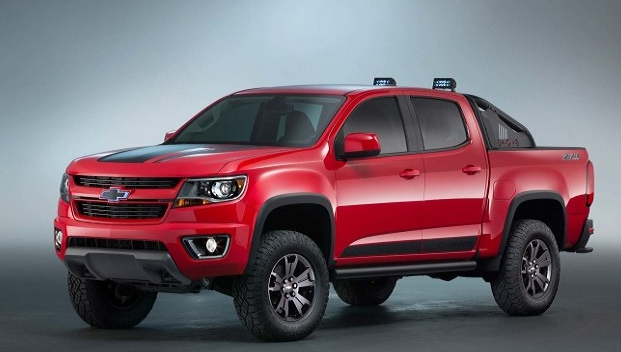 2017 Chevy Colorado Z71 Zr2 Specs Redesign Change Price Release Date