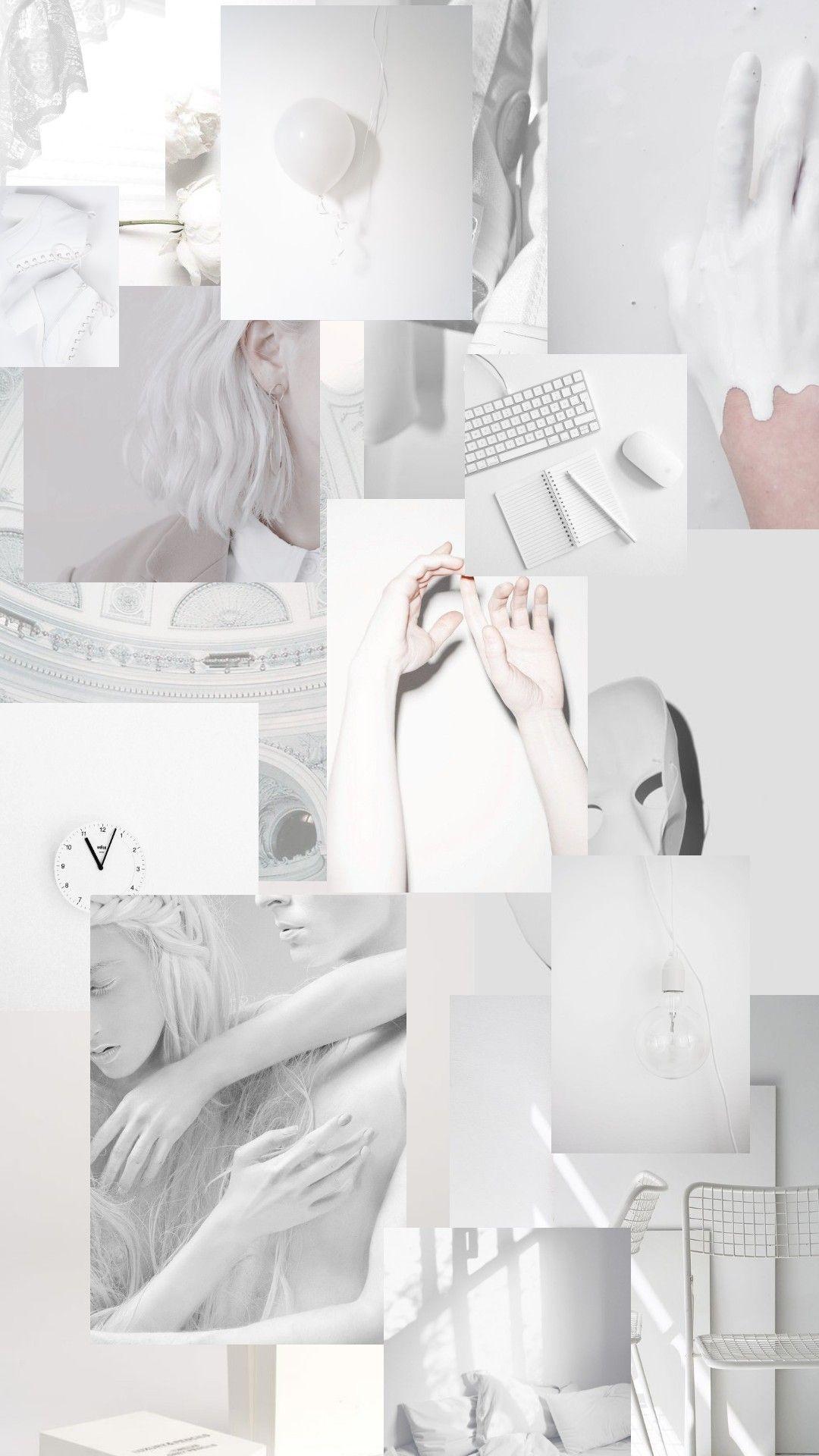 Pin Di White