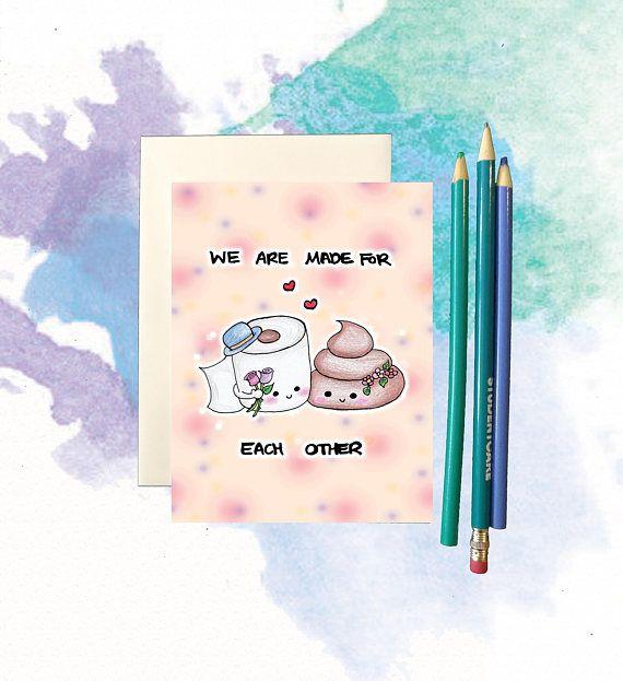 Love card, funny love card funny, cute love card for