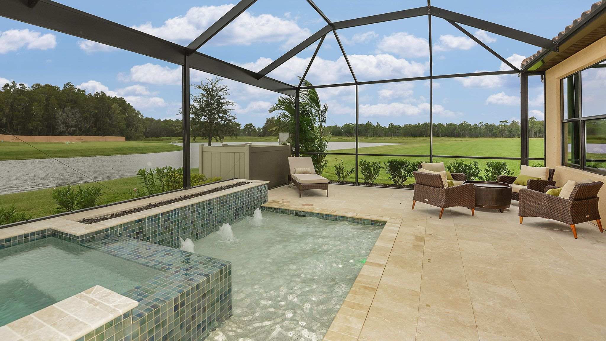 Discover your dreamhome at starkey ranch pool