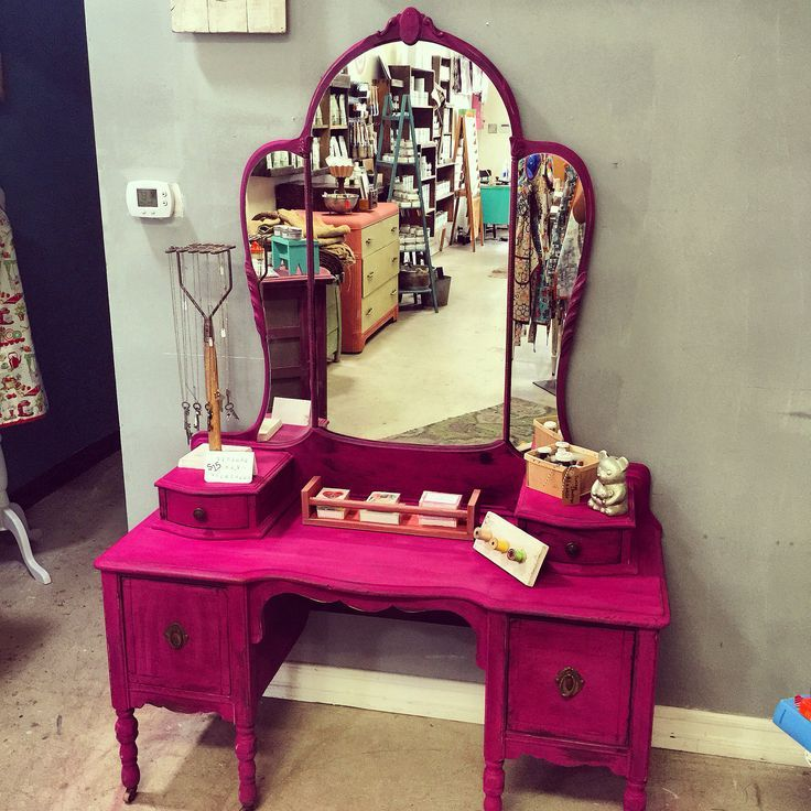 Image Result For Diy Boho Vanity