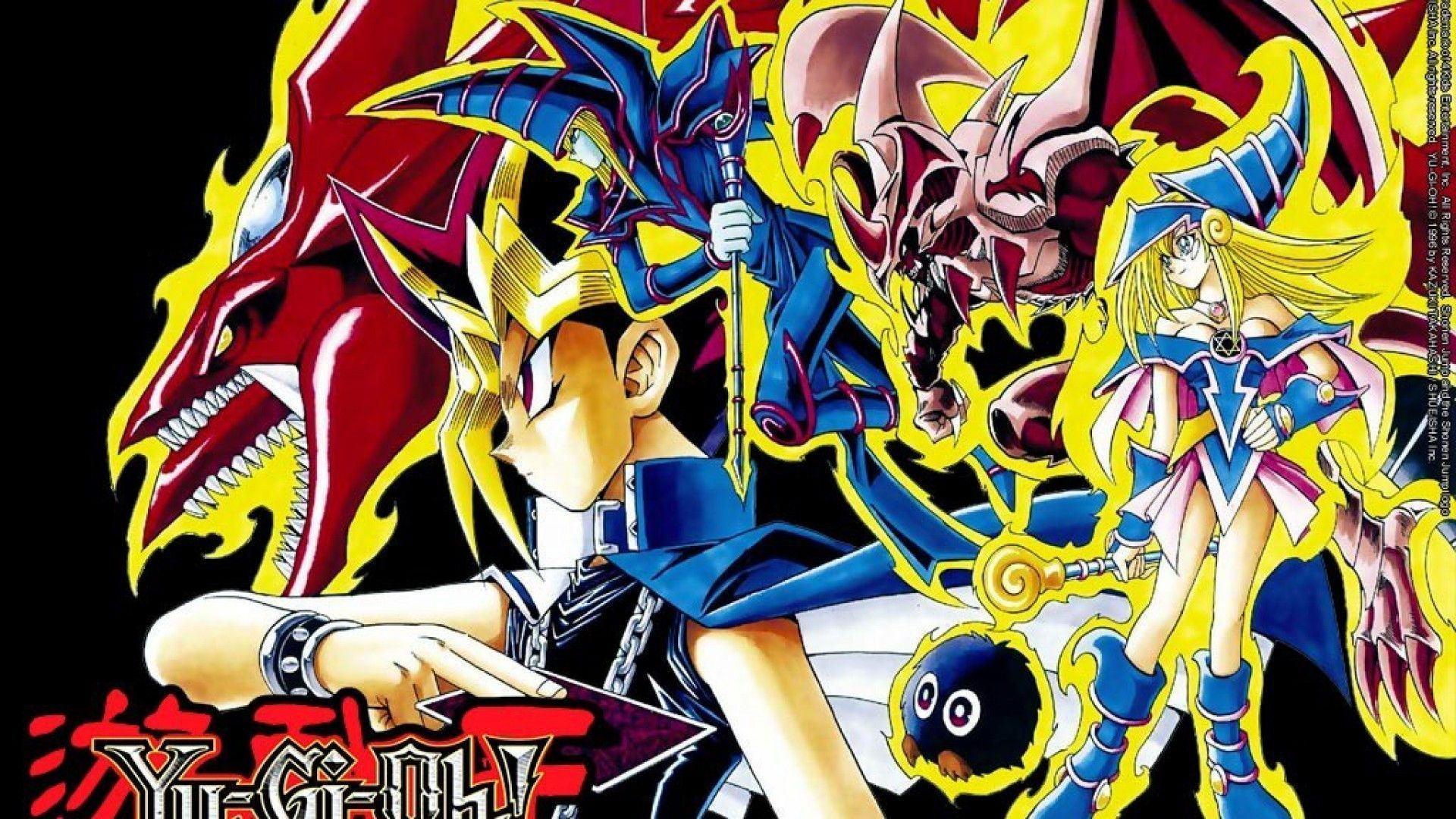 Yugioh Wallpaper HD Free Download Anime Wallpaper