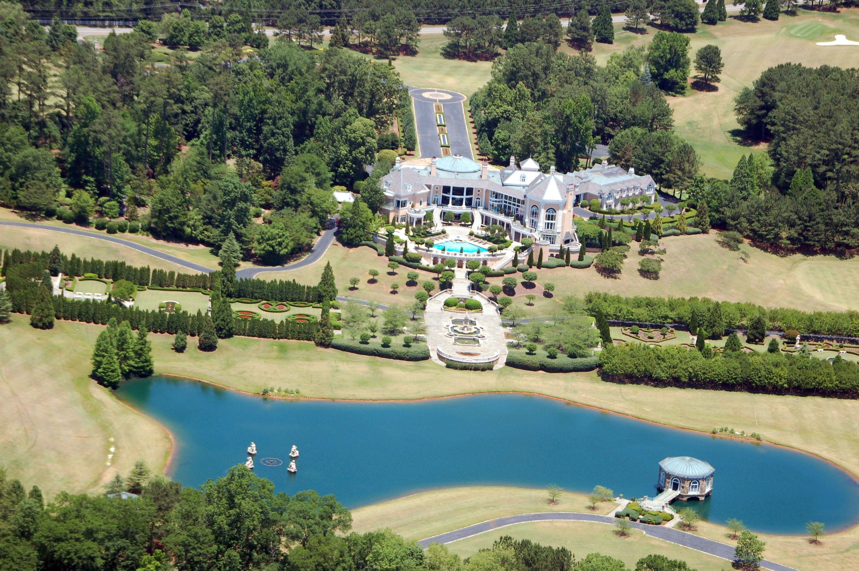 This was formerly called Deans Garden... in Johns Creek Ga.. On 58 ...