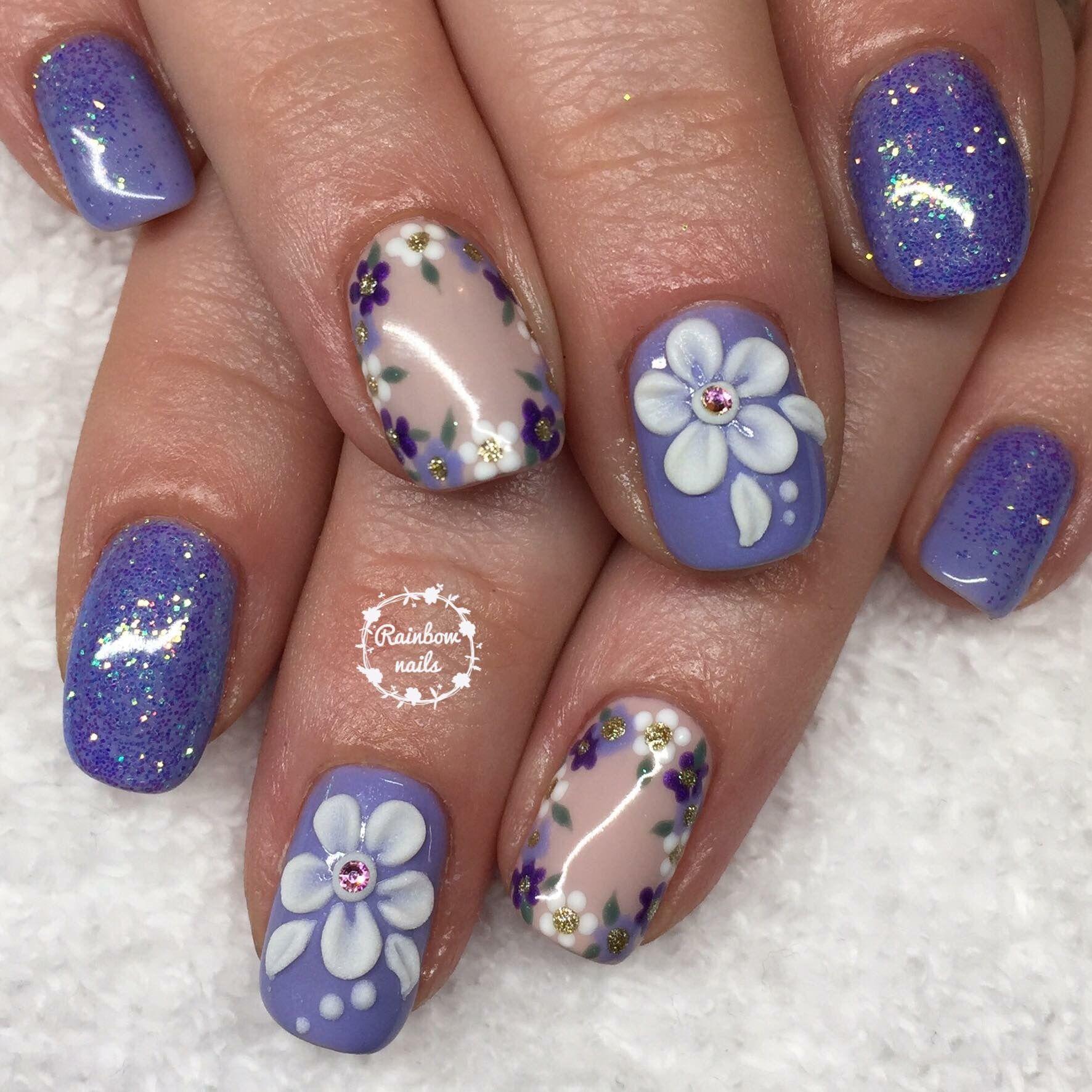 Pin By Karen Meyer On Nail Designs Pinterest Girls Nails